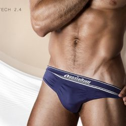 Underwear for the Active: aussieBum SEAMLESS.TECH 2.4