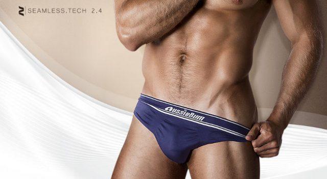 Underwear for the Active: aussieBum SEAMLESS.TECH 2.4