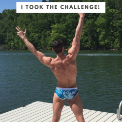 Did you take the Swim Brief Challenge?
