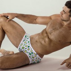 New aussieBum Billy Limited Edition Print – Spots