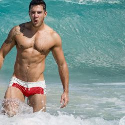 New Colors in aussieBum Swimwear