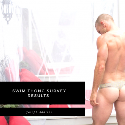 Swim Thong Survey Results