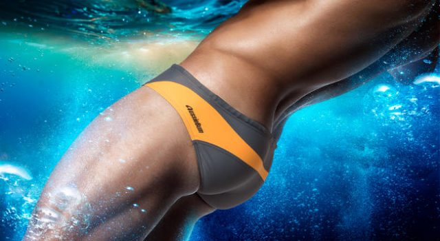 Swimwear Sunday – New from aussieBum ULTRA Swim Brief