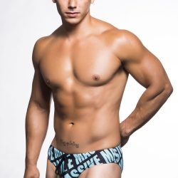 Review – Andrew Christian Massive Swim Brief