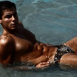 MARCUSE new campaign with Andrea Denver