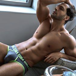 Garcon Model featuring Model Rudy Bundini