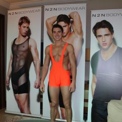 Brief Distraction featuring Magic Week featuring N2N Bodywear