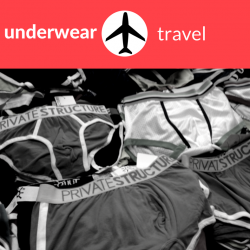 Packing Underwear for a Trip