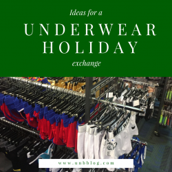 Giving Underwear as Gifts This Holiday