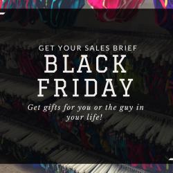 LOVE Underwear Deals? It's Black Friday Sales