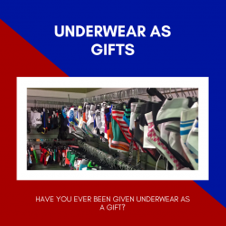 Polll – Have you ever given undies as a present?