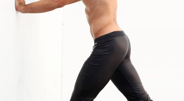 Stay warm while working out in BodyAware Leggings