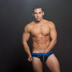 Underwear Review – Be the Master in Underwear – Andrew Christian Master Brief