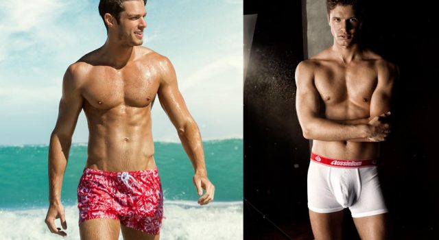 aussieBum – Bloom shorts and CottonRise Undies