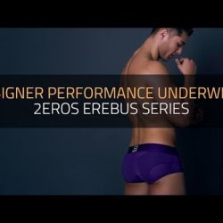 Designer Performance Underwear – 2EROS Erebus