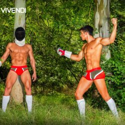 Modus Vivendi Launches the Multi C-Through Underwear Line