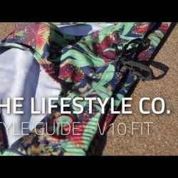 Style Guide – Learn about 2EROS V10 swimwear