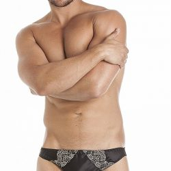 SULIS add a touch of lace to mens underwear for something different