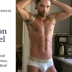 Video Underwear Review – Garcon Model San Marco Brief and Umbria Swim Brief