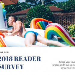 It's the 2018 Reader Survey – Share your Love of Gear