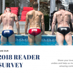 Take the reader survey before it ends for 2018