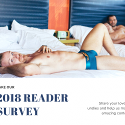 Take the UNB Reade Survey and share your undies love