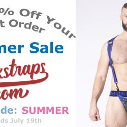 Summer Sale at Jockstraps.com