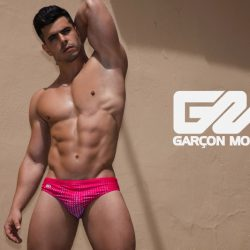 Swimwear Sunday – Garcon Model New Quantum