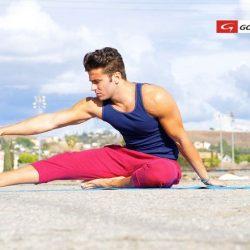 My Adventure with Men's Yoga Pants