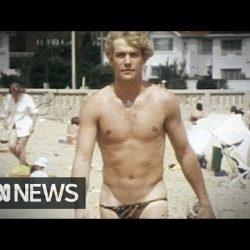 Do men look good in a String Bikini?
