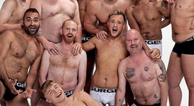 Underwear for Every Body! Surge Underwear