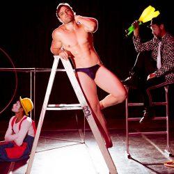 New JOR Underwear is a Circus