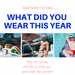 Swimwear Sunday – What did you wear in 2018