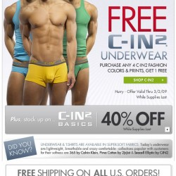 Fresh Pair – Buy 4 C-IN2 and get one free
