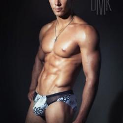 Underwear of the Week – DMK Designs Hawiian Brief