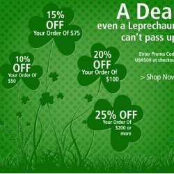 UnderGear – St. Patrick's Day Sale