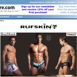 A Boy Store – New Underwear Site