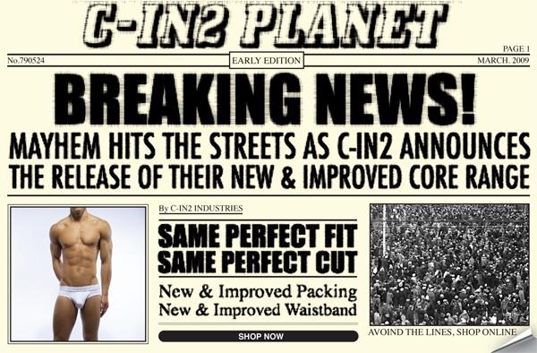 C-IN2U - New & Improved Core Range