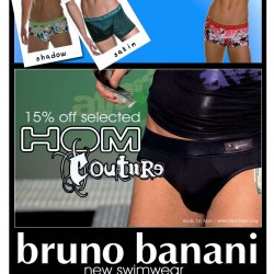 Dead Good Undies – Bjorn Borg, HOM Couture and Bruno Banani