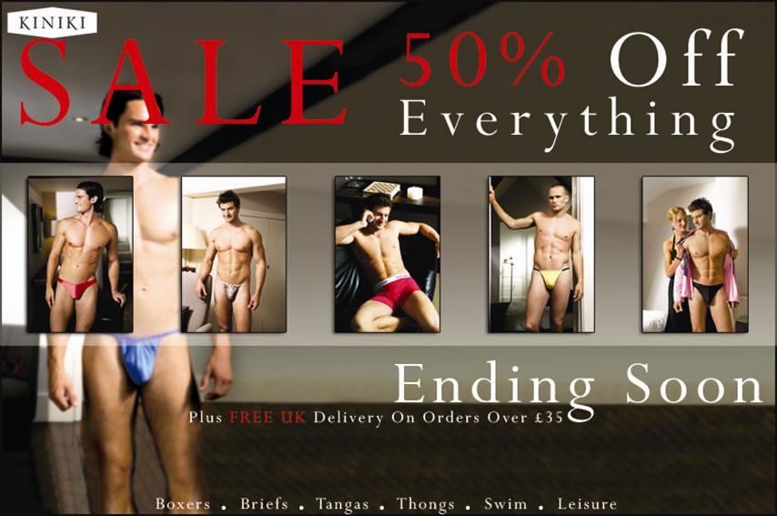 Kiniki - 50% off Sale Ending Soon
