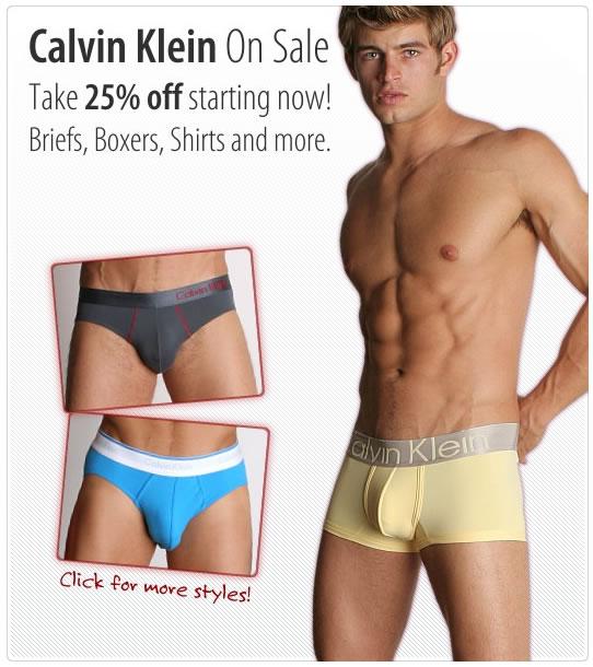International Jock - Calvin Klein 25% off