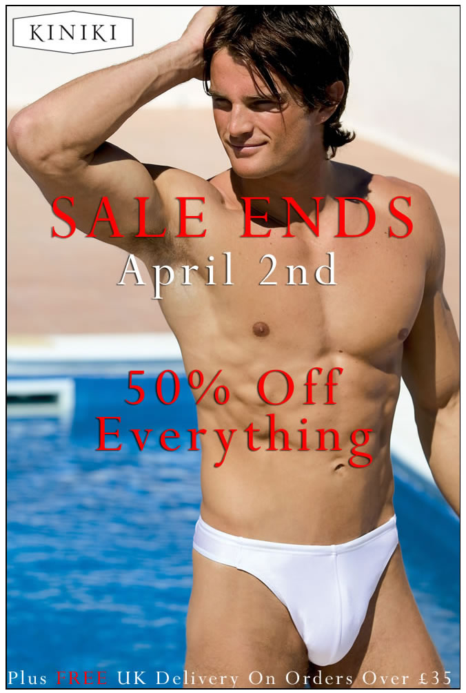 Kiniki - 50% off Everything