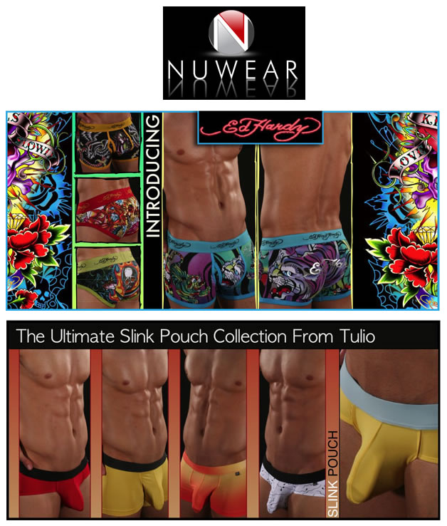 NuWear - Ed Hardy and Tulio