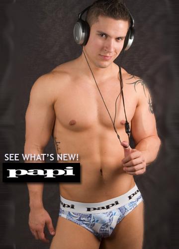 Cityboyz Fashions - New Papi Underwear