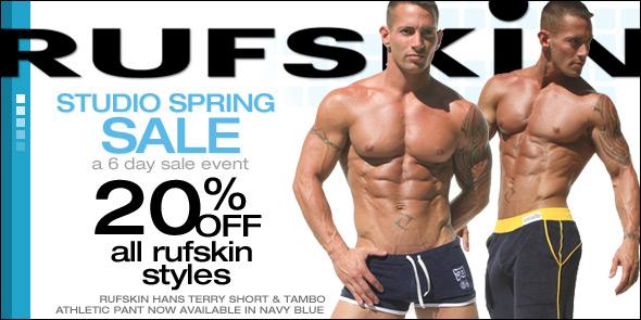 10 Percent - All Rufskin on Sale