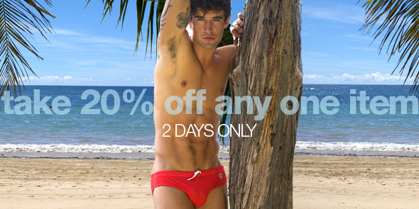 10 Percent - 20% off one Item and Pink C-IN2