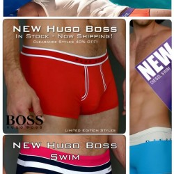 Skiviez – New Hugo Boss and Diesel