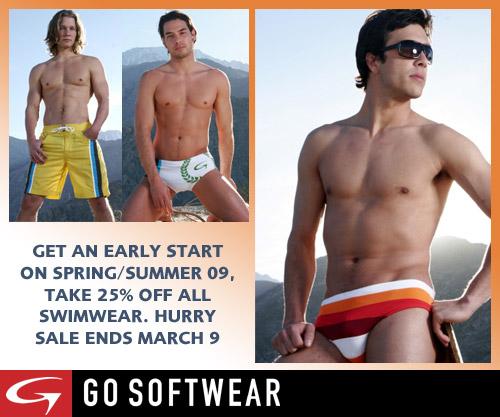 Go Softwear - Swim Suit Sale