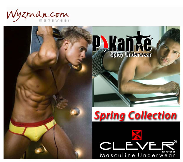 Wyzman - New Spring Collections