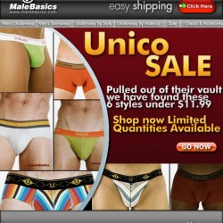 MaleBasics – Unico Sale